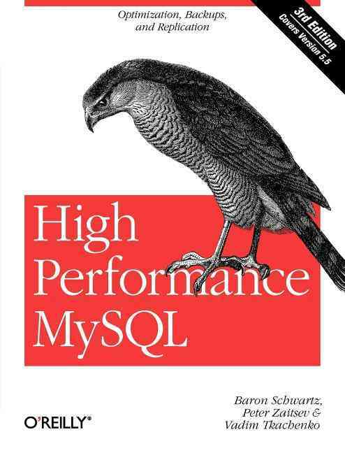 High Performance MySQL By Schwartz, Baron/ Zaitsev, Peter/ Tkachenko, Vadim